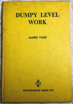 Dumpy Level Work by James Vose