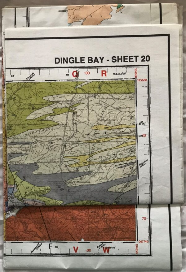 Geology of Dingle Bay Sheet 20 with descriptions by M Pracht,