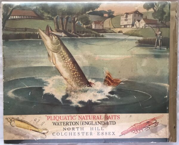 Mr Crabtree Goes Fishing. A Guide in Pictures to Fishing Round the Year. By Bernard Venables.